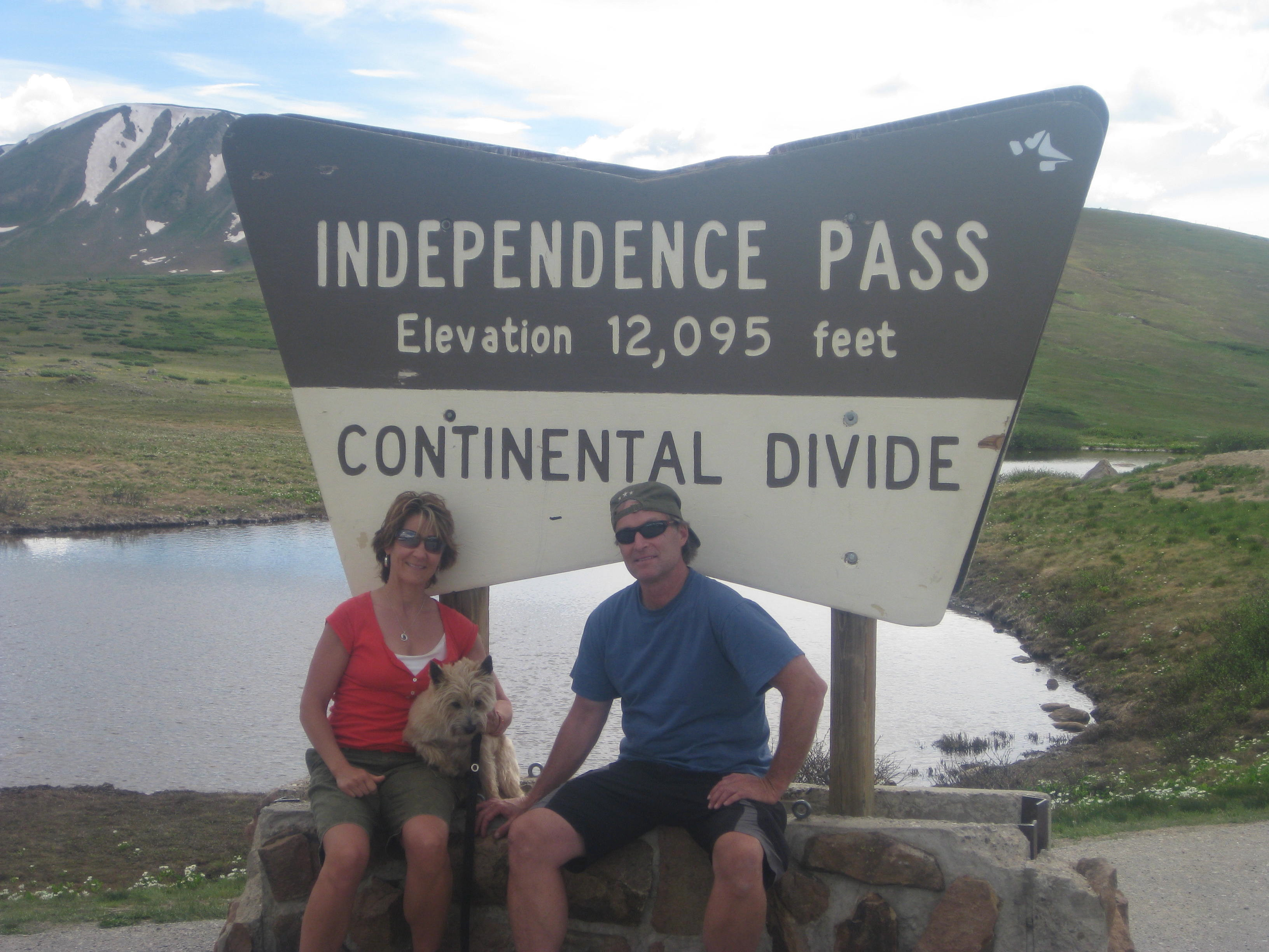continental divide lesbian personals Looking for a good view in breckenridge here are four options to stand on the continental divide, the ridge dividing the united state into east and west, in.