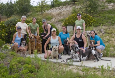 Leash Your Fitness Training Class