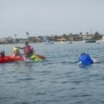 Capsizing the Kayak!