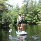 Tuesday Tips: SUP with your Pup